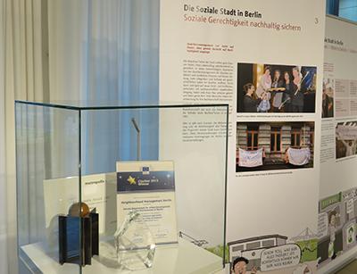 Ausstellung Soziale Stadt
