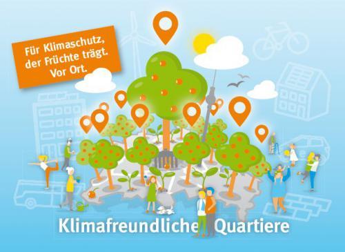 Service- und Beratungsstelle für energetische Quartiersentwicklung Bild: Berliner Energieagentur GmbH