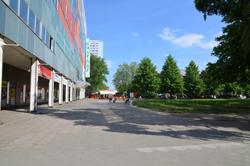 Bereich nördlich des Ostbahnhofs