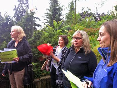 Erfolgreiche Beteiligung zum Freiraumkonzept Ernst-Thälmann-Park