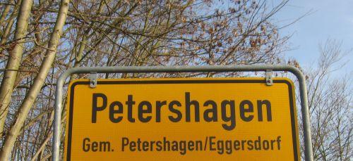 Ortsentwicklungskonzept Petershagen/Eggersdorf - Einladung zur Bürgerwerkstatt am 16.3.2017