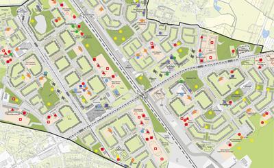 Rahmenplan Großsieldung Hohenschönhausen