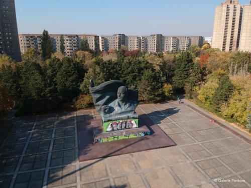 Kunstwettbewerb zur Kommentierung des Ernst-Thälmann-Denkmals