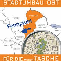 Stadtumbau Ost für die Hosentasche Fennpfuhl