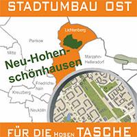 Stadtumbau Ost für die Hosentasche Neu-Hohenschönhausen