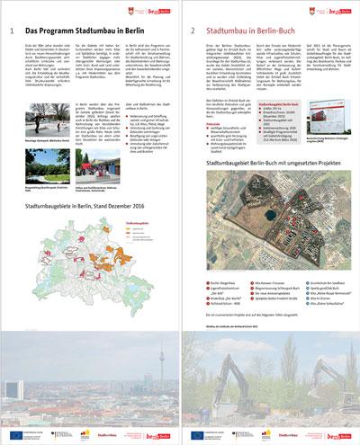Ausstellung Stadtumbau Buch