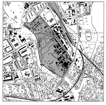 Bebauungsplan Nr. 7.3 für Flächen zwischen Lehnitzstraße und Havel in Oranienburg