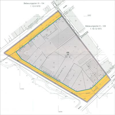 Bebauungsplan III-241 im Bezirk Mitte