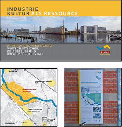 """Industriekultur als Ressource - Wirtschaftliche, kulturelle und kreative Potenziale nutzen und vernetzen (Programm """"Soziale Stadt - Bildung, Wirtschaft, Arbeit im Quartier"""" - BIWAQ)"""