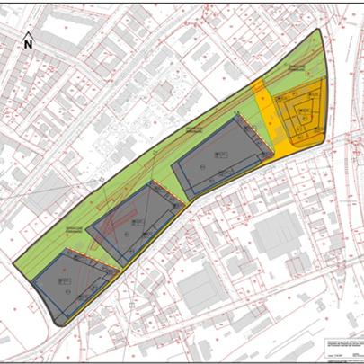 Bebauungsplan Nr. 103 Dresden
