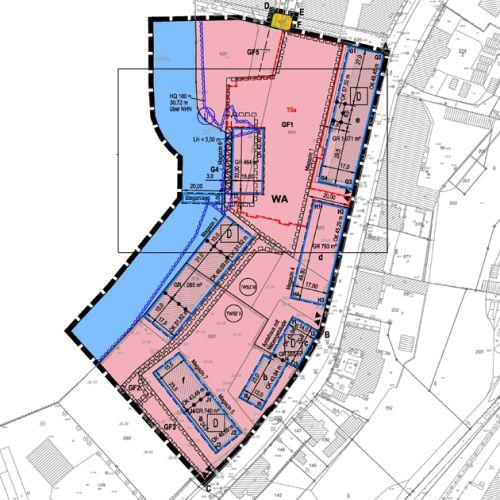 """Bebauungsplan Nr. 36-3 """"Speicherstadt -Süd""""  der Landeshauptstadt Potsdam"""