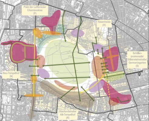 Integriertes Stadtteilentwicklungskonzept (INSEK)Tempelhofer Freiheit und Verflechtungsbereiche und dessen Fortschreibung als ISEK Tempelhofer Feld und Verflechtungsbereiche