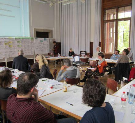 Erarbeitung von Grundsätzen, Leitlinien und Umsetzungsbausteinen
