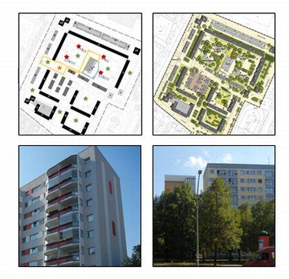Blockentwicklungskonzept für den Block Heinrich-Heine-Straße