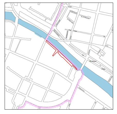 Bebauungsplan I-32aa im Bezirk Mitte von Berlin
