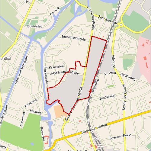 Bebauungsplan Nr. 112 der Stadt Oranienburg