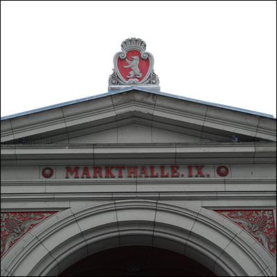Markthalle IX - Stadtverträgliche Entwicklung von Markthalle und Kiez