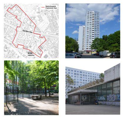 Gebietsbeauftragte für das Stadtumbaugebiet Friedrichshain West in Berlin