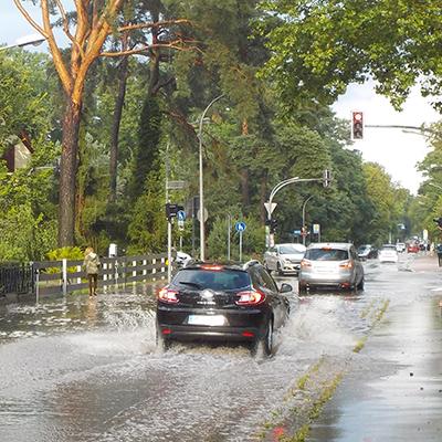 Klimaresilienter Stadtumbau