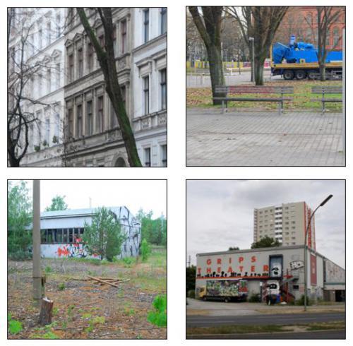 Voruntersuchung zur Weiterentwicklung der Kulisse Städtebauförderung und Stadterneuerung