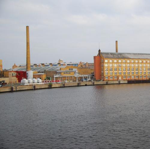 Vorbereitung Bezirkliche Wirtschaftsflächenkonzepte Land Berlin