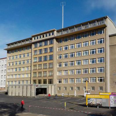 Standortmanagement für das Areal des ehemaligen Ministeriums für Staatssicherheit der DDR (Campus für Demokratie)