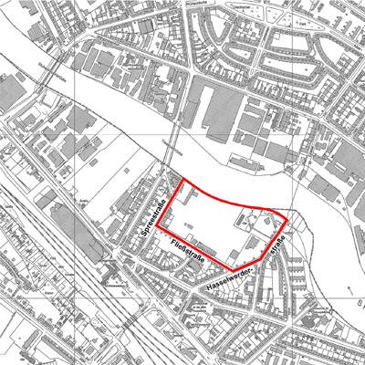 Bebauungsplan XV-11 im Bezirk Treptow-Köpenick von Berlin