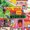 """Open-Air-Gallery """"Mein Wedding"""", Ausschnitt aus der Collage von Uwe Bressem"""